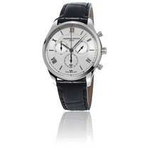 Frederique Constant Classics Chronograph Acier 40mm Gris Romain France, Paris 1er