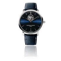 Frederique Constant Slimline Heart Beat Automatic Acier 40mm Bleu France, Paris 1er