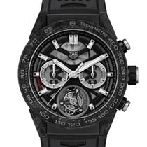 TAG Heuer Carrera Heuer-02T CAR5A8W.FT6071 Unworn Titanium 45mm Automatic United Kingdom