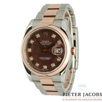 Rolex Datejust 116201 2016 tweedehands