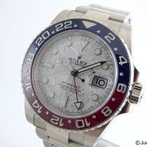 Rolex GMT-Master II Or blanc