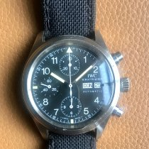 IWC Pilot Chronograph IW3706 1998 folosit