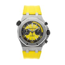 Audemars Piguet pre-owned Automatic 42mm Yellow