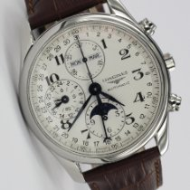 Longines Master Collection L2.673.4 pre-owned