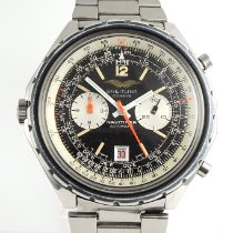 Breitling Chrono-Matic (submodel) Acél 48mm Fekete