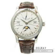 Jaeger-LeCoultre Master Calendar Steel 40mm United States of America, Florida, Hallandale Beach