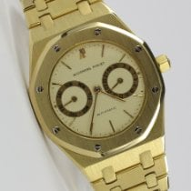 Audemars Piguet Royal Oak Day-Date Gelbgold 36mm Champagnerfarben Deutschland, Berlin