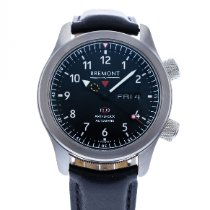 Bremont Steel 43mm Automatic MBII/AN pre-owned United States of America, Georgia, Atlanta