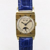 Jaeger-LeCoultre Steel Manual winding pre-owned