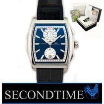 IWC Da Vinci Chronograph Steel 43mm Blue No numerals United States of America, Florida, Hollywood