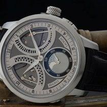 Maurice Lacroix Masterpiece Steel 46mm Grey