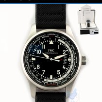 IWC new Automatic 45mm Steel Sapphire crystal