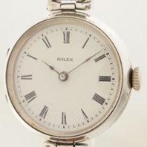 Rolex Silber Handaufzug gebraucht