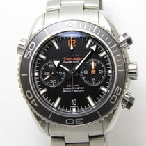 Omega 232.30.46.51.01.003 Steel Seamaster Planet Ocean Chronograph 46mm pre-owned