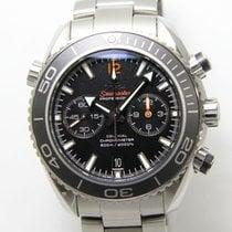 Omega Seamaster Planet Ocean Chronograph Stål 46mm