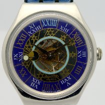 Swatch pre-owned Automatic 36mm Blue