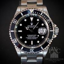 Rolex Submariner Date 16610 Buono Acciaio 40mm Automatico Italia, Milano