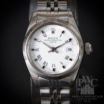 Rolex 6917 Acier 1982 Lady-Datejust 26mm occasion