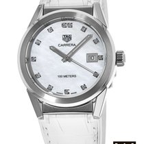 TAG Heuer Carrera Lady Acero 36mm