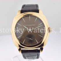 Laurent Ferrier Rose gold Manual winding pre-owned