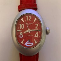 Locman Женские часы Nuovo 45mm Кварцевые подержанные Только часы 2010