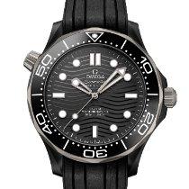 Omega Seamaster Diver 300 M Cerámica 43.5mm Negro Sin cifras España, BARCELONA