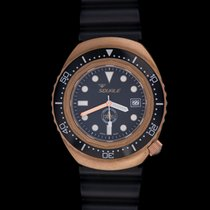 Squale Bronze Automatic 44mm new