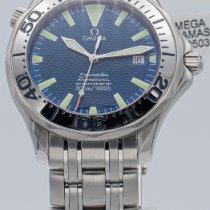 Omega Seamaster Diver 300 M Steel 41mm Blue No numerals United States of America, Georgia, ATLANTA