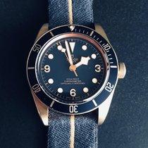 Tudor Black Bay Bronze neu 2019 Automatik Uhr mit Original-Box und Original-Papieren 79250BB-0001