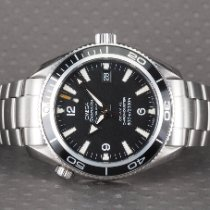 Omega Seamaster Planet Ocean Otel 42mm Negru Arabic