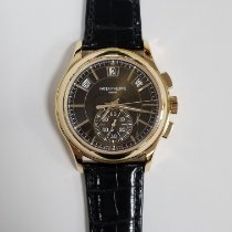 Patek Philippe Annual Calendar Chronograph Rose gold 42mm Brown United States of America, New York, NY