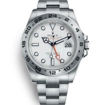 Rolex Explorer II 216570 New Steel 42mm Automatic