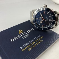 Breitling Superocean Héritage II 46 neu 2020 Automatik Uhr mit Original-Box und Original-Papieren AB2020161C1A1
