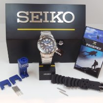 Seiko Prospex Steel 42.4mm Blue No numerals United States of America, California, El Segundo