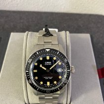 Oris Divers Sixty Five 01 733 7720 4054-07 8 21 18 2018 nov