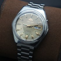 Orient Steel 38mm Automatic pre-owned UAE, 903