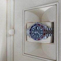 Rolex GMT-Master II Steel 40mm Black No numerals Australia, Toorak