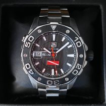 TAG Heuer Aquaracer 500M Steel 43mm Black No numerals United States of America, California, Upland