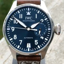 IWC Big Pilot Steel 46mm Blue Arabic numerals Australia, Keysborough