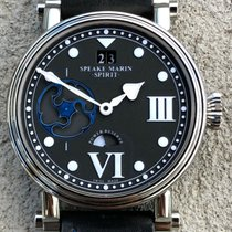 Speake-Marin Titanium 42mm Automatisch PIC.20002-53 tweedehands