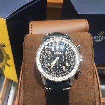 Breitling Navitimer neu 2020 Handaufzug Chronograph Uhr mit Original-Box und Original-Papieren AB0910371B1X1