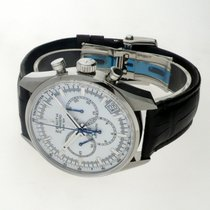 Zenith El Primero 36'000 VpH new 2020 Automatic Chronograph Watch with original box and original papers 03.2080.400/01.C494