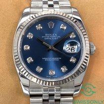 Rolex Datejust 116234 2002 brukt