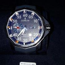 Corum Admiral's Cup Competition 48 Titan 48mm Blau Deutschland, Nittenau