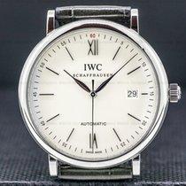 IWC Portofino Automatic Acero 40mm Plata Romanos