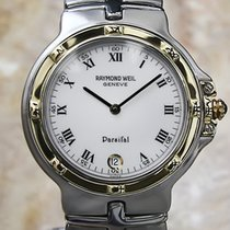 Raymond Weil Gold/Steel 34mm Quartz 9188 pre-owned