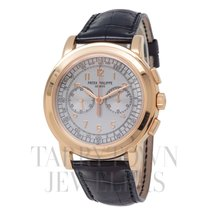 Patek Philippe 5070R Or rose 2007 Chronograph 42mm occasion
