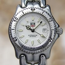 TAG Heuer pre-owned Quartz 29mm White Sapphire crystal 1 ATM