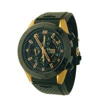 TAG Heuer Carrera Calibre HEUER 01 neu 2016 Automatik Chronograph Uhr mit Original-Box und Original-Papieren CAR2A5A.FT6044