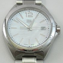 TAG Heuer Formula 1 Lady Steel 35mm Mother of pearl No numerals